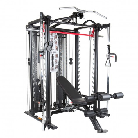INSPIRE by HAMMER Kraftstation SCS Smith Cage System