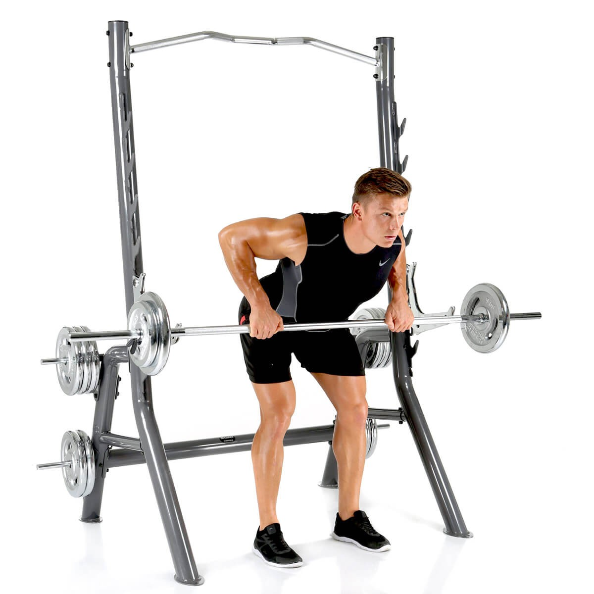 Inspire by hammer squat rack buy now for Squat station