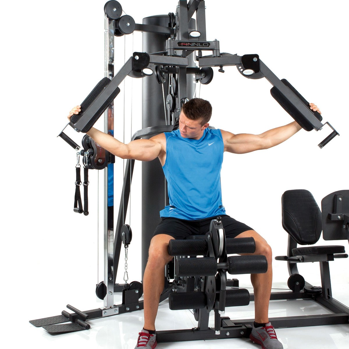 Strength Training: Buy Cheap FINNLO Strength-training Station Autark 2500