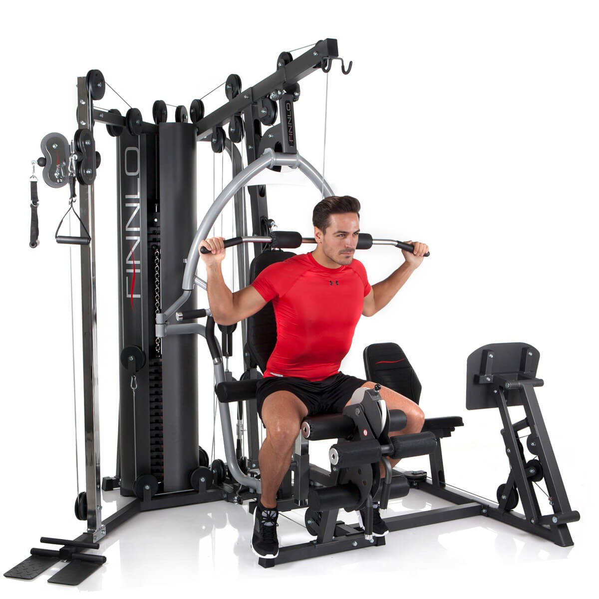 proteus studio 5 home gym manual