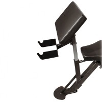 FINNLO MAXIMUM by HAMMER FT1/FT2 Preacher Curl Bench