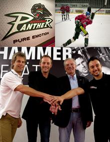 HAMMER SPORT supports Bundesliga Icehockey Team from Augsburg