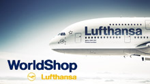 FINNLO products are now available at Lufthansa Worldshop