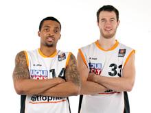 Basketball Professionals train with FINNLO MAXIMUM